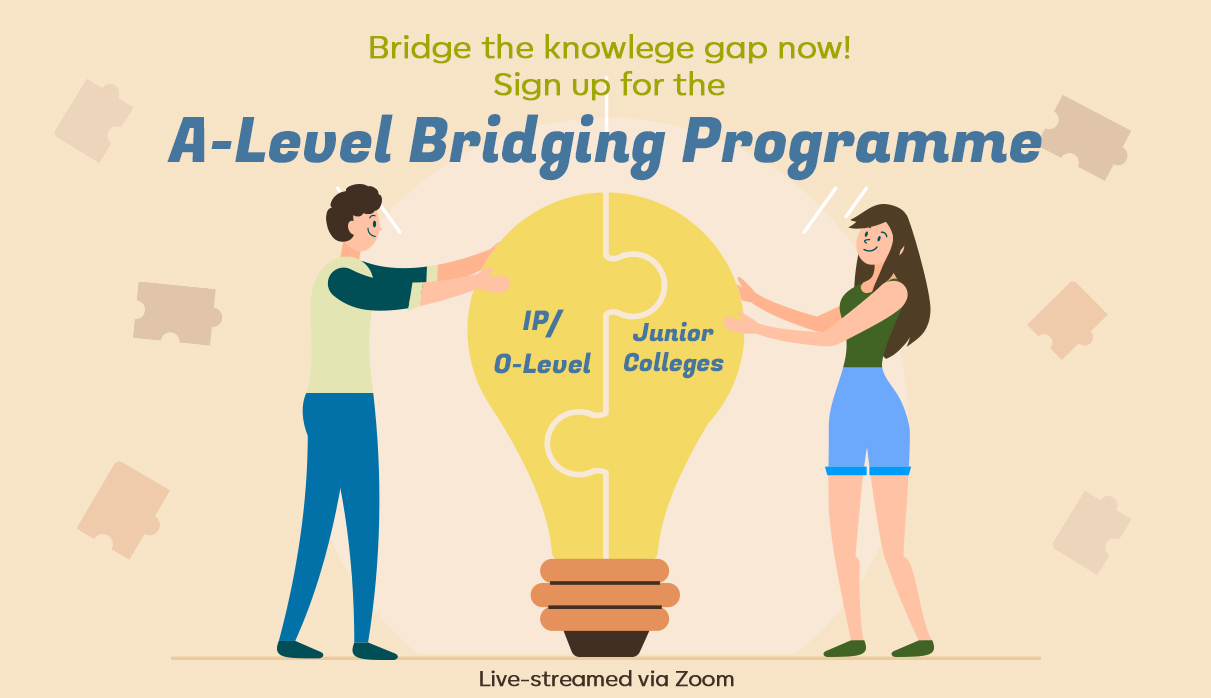 A-Level Bridging Programme